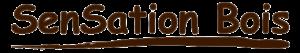 Logo sensation bois