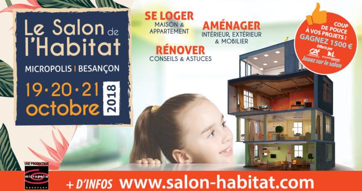 Salon habitat Besançon