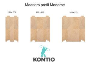 construction bois moderne